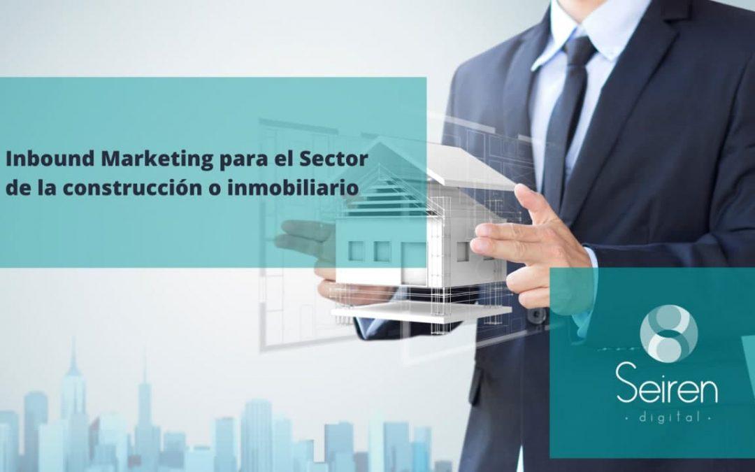 Inbound Marketing para el Sector de la construcción o inmobiliario