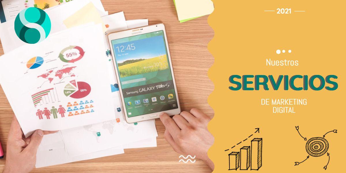 Nuestros Servicios de Marketing Digital - Seiren Digital