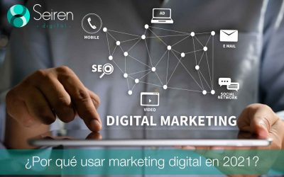 ¿Por qué utilizar marketing digital en 2021?