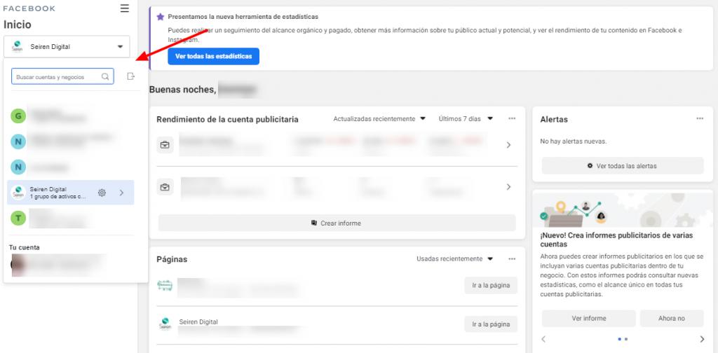 2. Selecciona tu cuenta de negocio del Administrador de negocios de Facebook.png