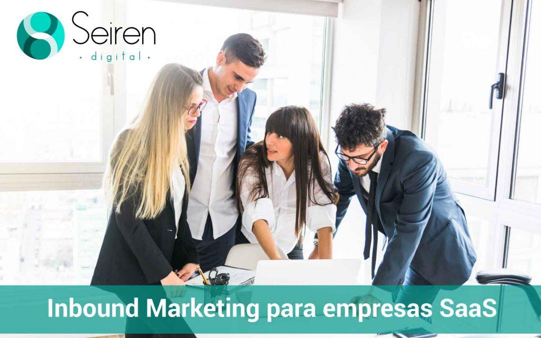 Inbound Marketing para empresas SaaS (Software As A Service)