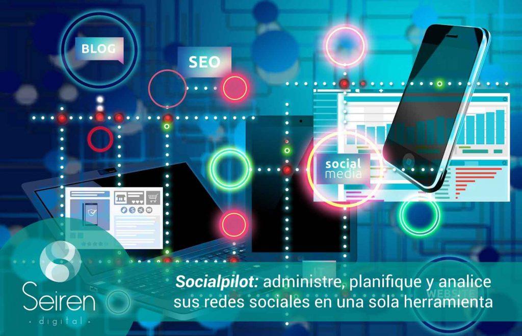 Socialpilot: administre, planifique y analice sus redes sociales en una sola herramienta