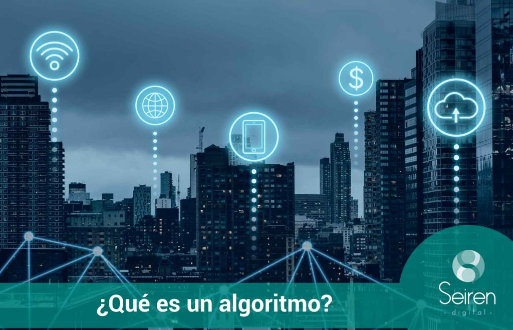 ¿Qué es un algoritmo?